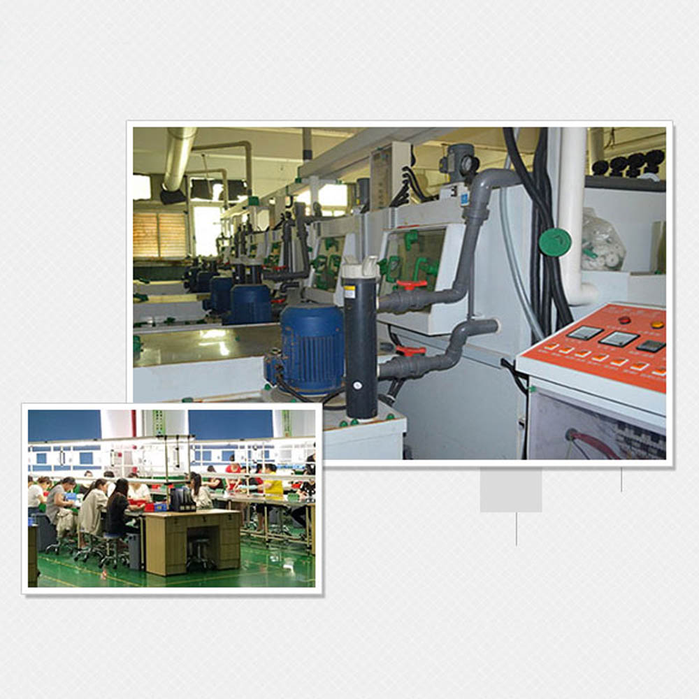 What equipment is required for the production of stainless steel sticker