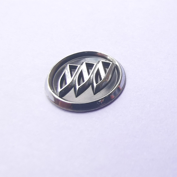 3D metal sticker 17 - What are the features of electroformed metal stickers?