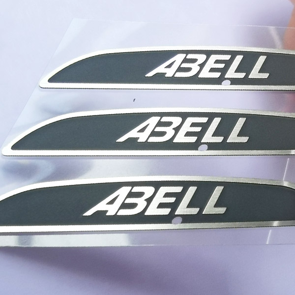 stainless steel metal sticker 34 - What are the processes of stainless steel mechanical nameplates?