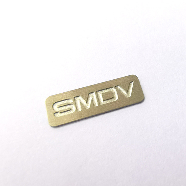 stainless steel metal sticker 38 - Etching stickers electrolytic etching process