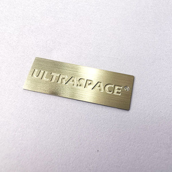 stainless steel metal sticker 46 - Etching metal stickers processing principle and characteristics introduction
